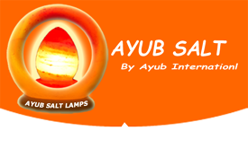 Ayub Salt Lamps