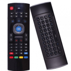 Wireless 2.4GHZ Air Mouse+Keypad+Remote