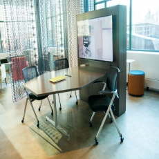 Teleconferencing Table