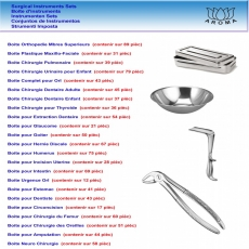 French Sets - Boite d'instruments | Price in Pakistan | AROMA