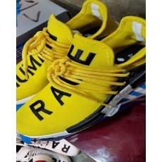 Yellow Stylish Sport Sneakers For Men