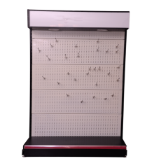 Wall Rack With LED Light