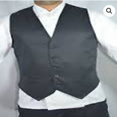 Waiters Waist Coat