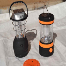 Solar Lamp / Light