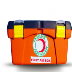 First Aid Box / Stretcher