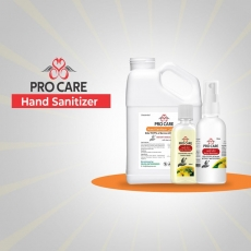 Pro-Care Hand Sanitizers